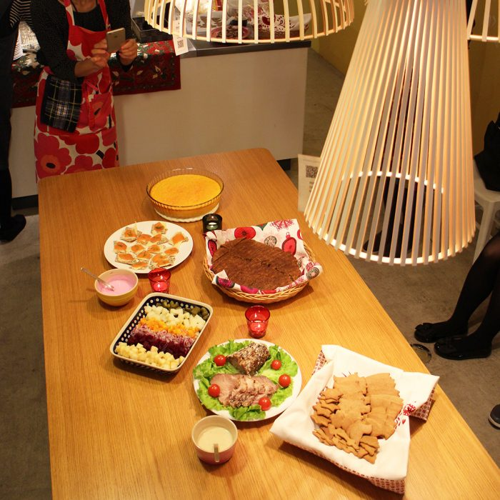 Kahvilaamuri フィンランド料理教室