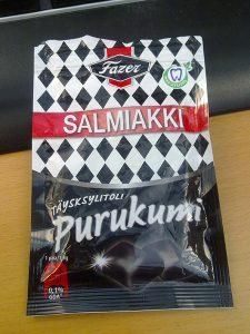 Salmiakki サルミアッキ フィンランドの森から